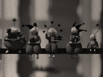 » The Numberlys, la nouvelle création interactive des studios Moonbot | transmedia & cool stuff | Scoop.it