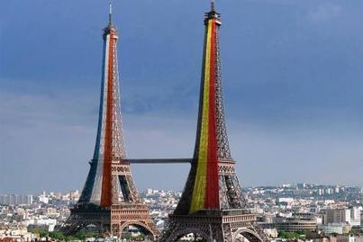 Non, il n'y aura pas de deuxième Tour Eiffel à Paris   L'été du Soir ... - Le Soir   La Tour Eiffel   Scoop.it