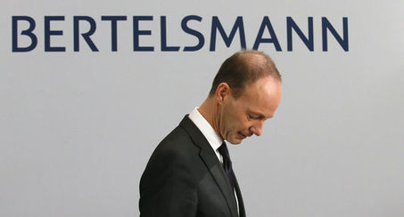Bertelsmann mise sur la formation sur Internet | DocPresseESJ | Scoop.it
