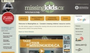 New online registry helps parents of missing children in Canada   Cendrine Marrouat   Business in a Social Media World   Scoop.it