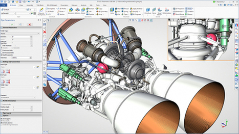Top Systems introduced T-FLEX CAD system version 15 for superior 3d modeling & 2d drafting | BIM Forum | Scoop.it