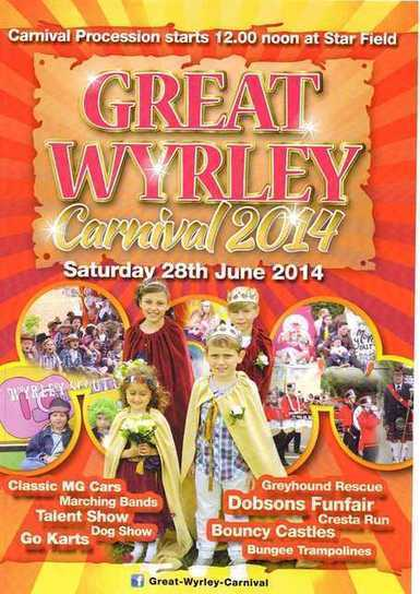 The Great Wyrley Hospital Fund: Our First Carnival? | School News | Scoop.it