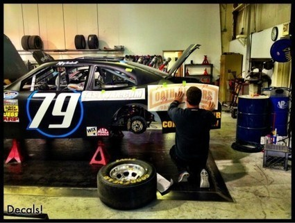 Oath Keepers » Blog Archive » Oath Keepers Logo Will be on Fastwax.com/Jeffrey Earnhardt Car this Weekend at Talladega Super Speedway! | Restore America | Scoop.it