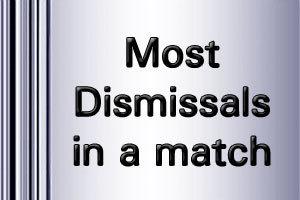 Test Maximum Dismissals in one match record   ICC World Twenty20   Scoop.it