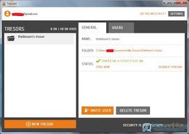 Tresorit : 50 Go de stockage en ligne gratuits et cryptés   Les outils d'HG Sempai   Scoop.it
