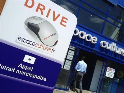 À Quimper, un drive… pour les livres et les CD | Le web culturel | Scoop.it