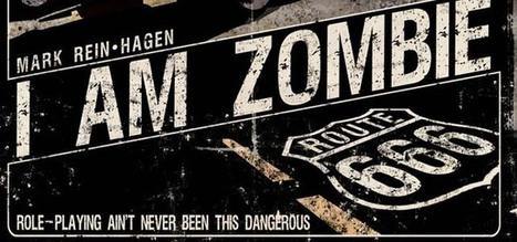I AM ZOMBIE, le nouveau jeu en souscription de Mark Rein·Hagen   Jeux de Rôle   Scoop.it