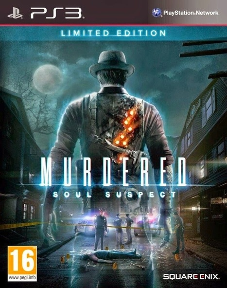 Murdered Soul Suspect Full Version Game PS3 : Full ISO Games Download | Game's world | Scoop.it