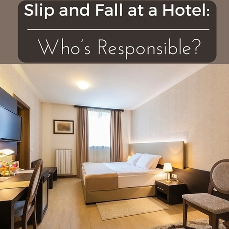 Slip and Fall at a Hotel: Who's Responsible? - Lundy Law | Home Improvement, Modular Construction, Modular Buildings, Prefabricated Building | Scoop.it