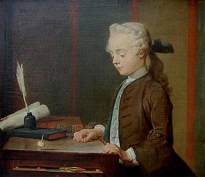 6 décembre 1779 mort de Jean Siméon Chardin | Racines de l'Art | Scoop.it
