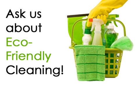 Why to Hire Green Cleaning Services? | Commercial Cleaning Services | Scoop.it