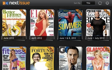 All-You-Can-Read Magazine Subscription App Launches on iPad | iPads in Education Daily | Scoop.it