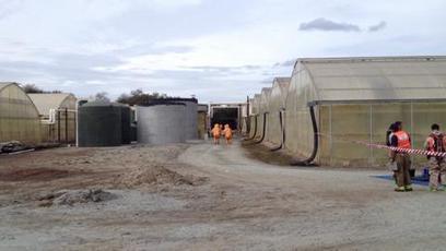 Hazmat Team deals with 350-gallon acid spill - The Salinas Californian | Home Wizard | Scoop.it