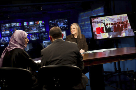 Democracy Now! A Grass-Roots Newscast Gives a Voice to Struggles | New York Times | Community Media | Scoop.it