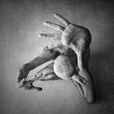 Photographie: l'émotion corporelle de Louis Blanc | Chair Corps | Scoop.it