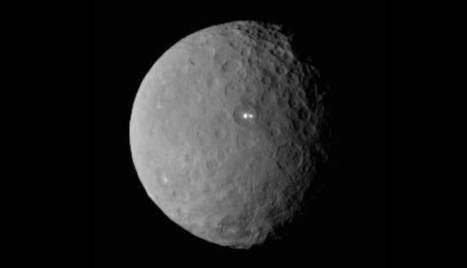 'Bright Spot' on Ceres is actually two spots | Science, Space, and news from 'out there' | Scoop.it