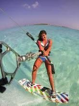 Charlotte Consorti,la flèche du kitesurf français - Lost In Wave | kitesurf | Scoop.it