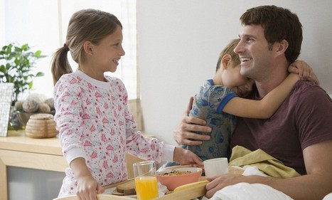 Are dads less appreciated than moms? | Kickin' Kickers | Scoop.it