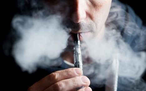 Vaping as bad for your heart as smoking cigarettes, study finds (UK) | Alcohol & other drug issues in the media | Scoop.it