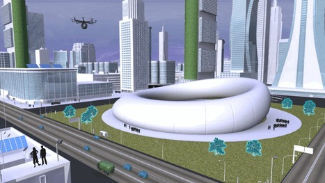 The City of 2050: An Interactive Graphic | city greening | Scoop.it