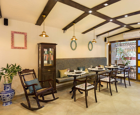 India Art n Design inditerrain: 'Small' is the new beautiful with experiential eateries in Mumbai   India Art n Design - Design   Scoop.it