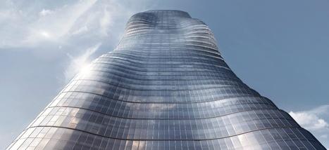 Des architectes créent un gratte-ciel inspiré par un clip de Beyoncé | Dans l'actu | Doc' ESTP | Scoop.it