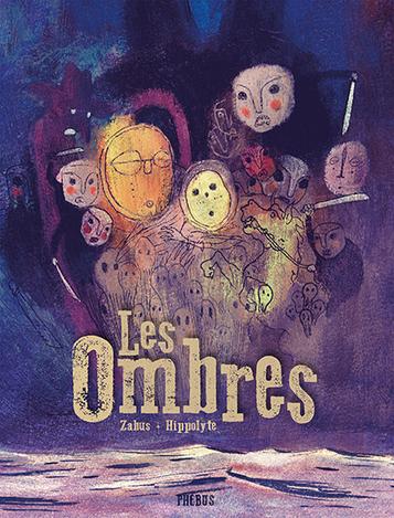 Blog A chacun sa lettre : Les voix errantes, Les Ombres de Zabus et Hippolyte   Les Ombres de Vincent Zabus et Hippolyte, éditions Phébus (bande-dessinée)   Scoop.it