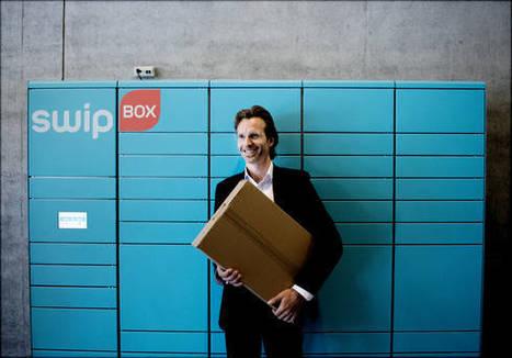 On the cutting edge of the last mile - SwipBox parcel lockers | Omni-Channel Tech Talk | Scoop.it