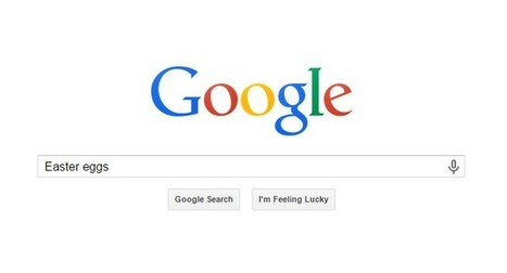 All the Google Easter eggs worth checking out | 3D Virtual-Real Worlds: Ed Tech | Scoop.it