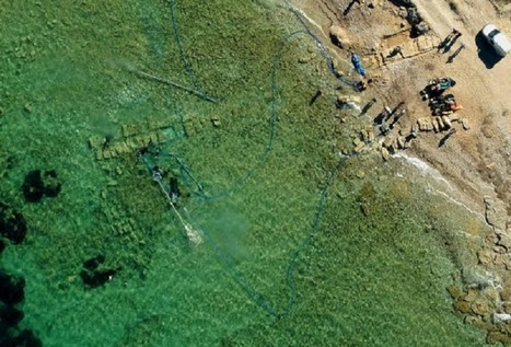 Submerged ancient Greek port revealed near Corinth | Monde antique | Scoop.it