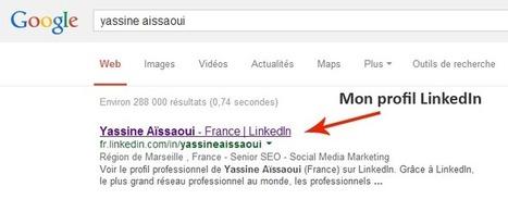 Comment savoir si vous avez été googlé ?   Social Media - WebMarketing - ECommerce   Scoop.it
