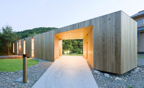 +node by UID Architects | Fukuyama, Japan | Architecture and Architectural Jobs | Scoop.it