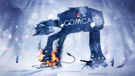 How Comcast became a powerful—and controversial—part of the Internet backbone   Digital Cinema - Transmedia   Scoop.it