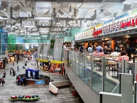 Changi Airport opens Singapore Food Street at Terminal 3 - The Malay Mail Online   Singapore News   Scoop.it
