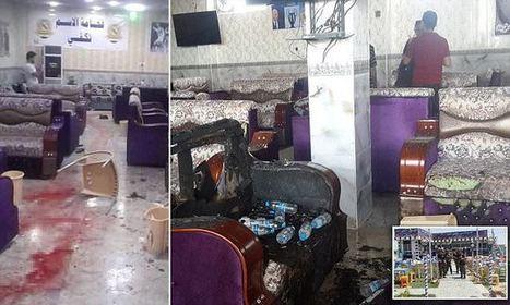 ISIS militants wielding AK-47s slaughter 14 Real Madrid fans | The Pulp Ark Gazette | Scoop.it