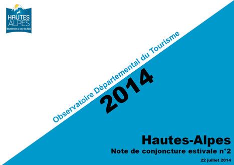 Résultats de la seconde vague d'enquête de conjoncture estivale 2014 ! | Les Hautes-Alpes en chiffres | Scoop.it