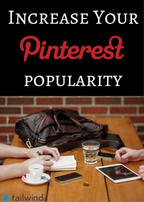 Increase Your Pinterest Popularity | Pinterest marketing | Scoop.it