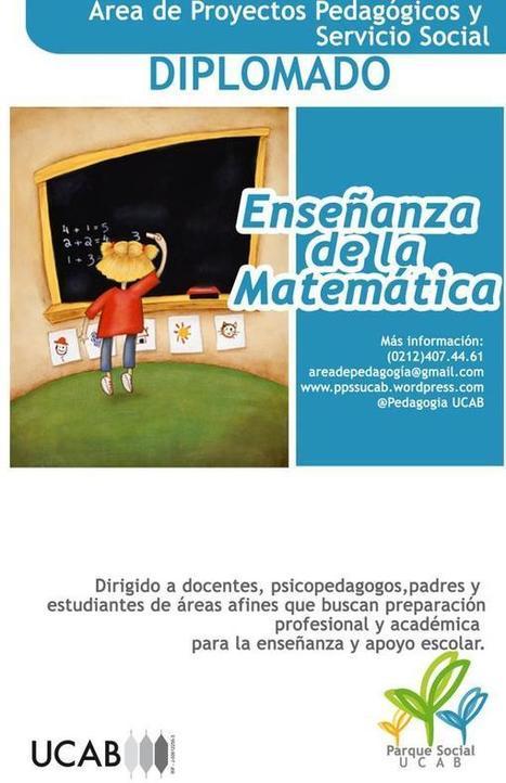 Área de Pedagogía on Twitter   REDES SOCIALES Y ENSEÑANZA DE LA MATEMÁTICA   Scoop.it