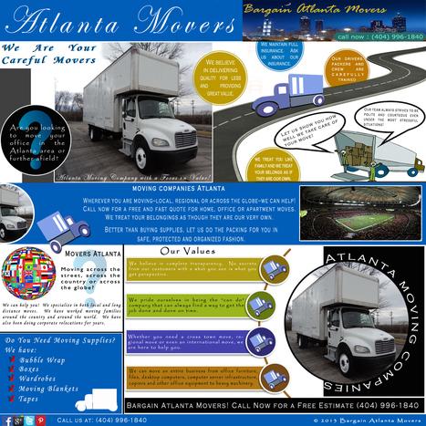 Atlanta Movers   Atlanta Movers   Scoop.it