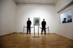 CULTURE :: ARTS PLASTIQUES :: Mille et une œuvres | art move | Scoop.it