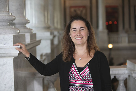 VA School Librarian Chosen as Library of Congress Teacher-in ...   School Librarian As Building Leader   Scoop.it