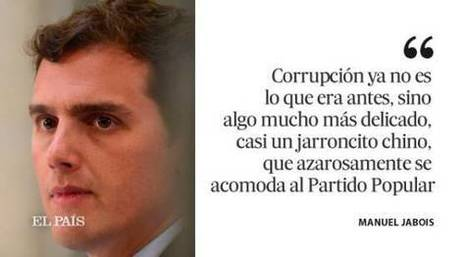 La corrupción portátil, Manuel Jabois | Diari de Miquel Iceta | Scoop.it