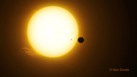 Browse Solar System Planet NASA News | Astrobiology Magazines | Scoop.it