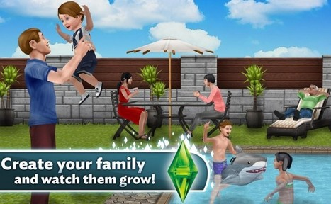 The Sims FreePlay – Best Mobile Sims Game – Gaming News | topics by vaguebandit9959 | Scoop.it