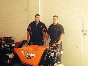 Makinex Sales Boys Road Trip - News | Construction Products | Scoop.it