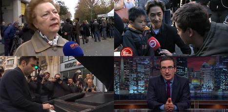 [Télérama] Ces vidéos qui ont mis du BAUME au coeur après les attentats | Le BONHEUR comme indice d'épanouissement social et économique. | Scoop.it