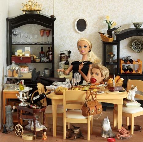 Mariel Clayton - Barbie | Barbie's Body: Art, Fashion & Jewellery | Scoop.it