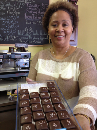 Chocolate Therapy puts a healthy twist on sweetness in Framingham | learning.it! | Scoop.it