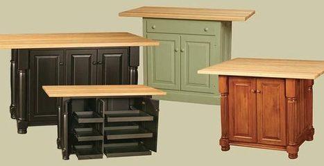 Amish Kitchen Furniture, Kitchen Cabinet Collections Bristol, PA - Amish Furniture | Amish Furniture Collections | Scoop.it