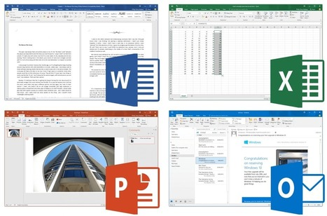 Productivity software, what do you use? Microsoft Office, LibreOffice, Google Docs, other? | TDF & LibreOffice | Scoop.it